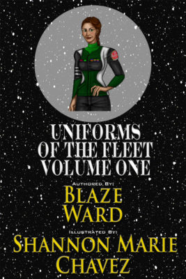 Book Cover: Uniforms of the Fleet: Volume 1