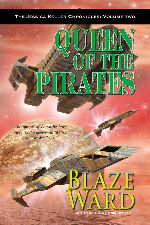 Book Cover: Queen of the Pirates
