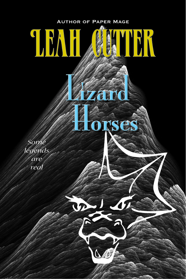 Book Cover: Lizard Horses