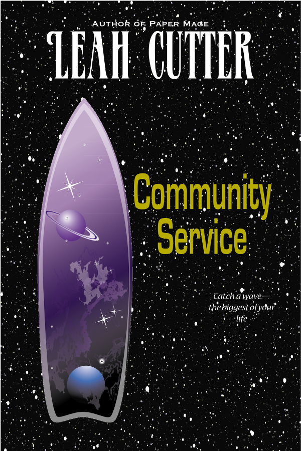 Book Cover: Community Service