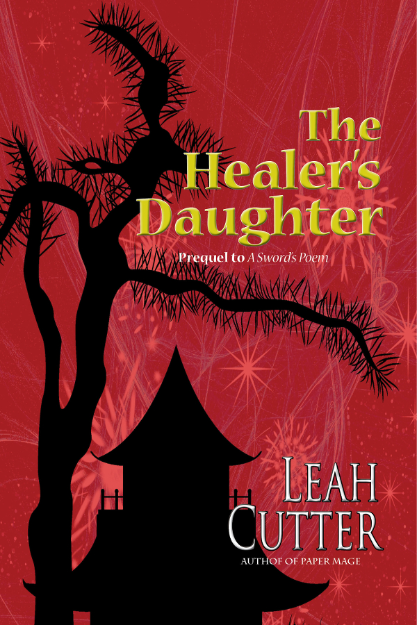 Book Cover: Healer's Daughter
