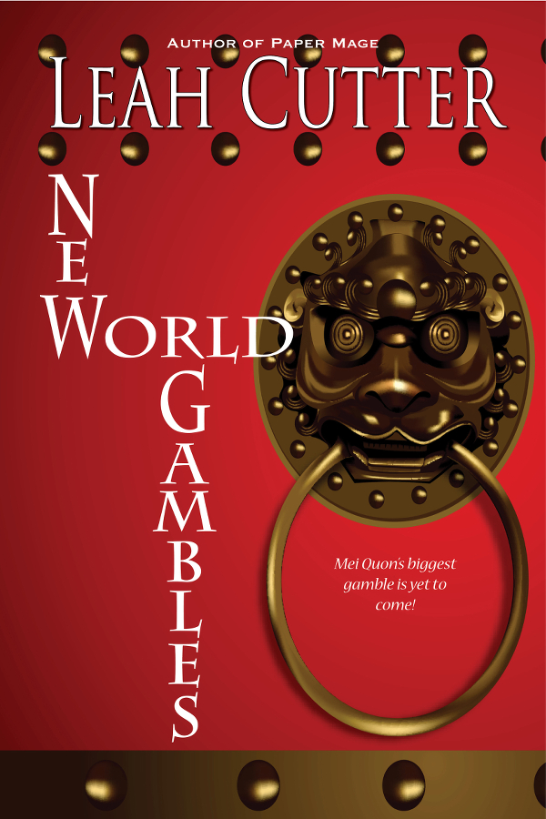 Book Cover: New World Gambles
