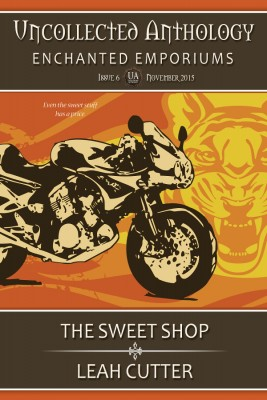 Book Cover: The Sweet Shop