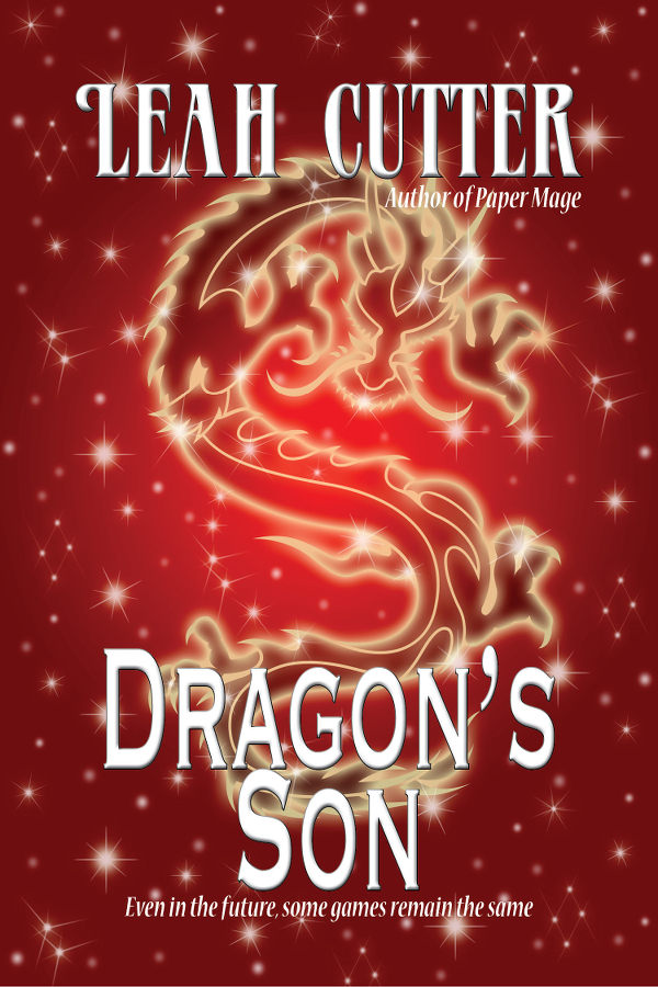 Book Cover: Dragon's Son