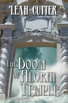 Book Cover: The Doom of Alokai Temple