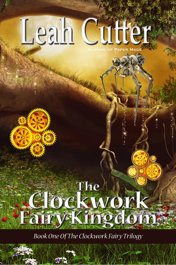 Book Cover: The Clockwork Fairy Kingdom