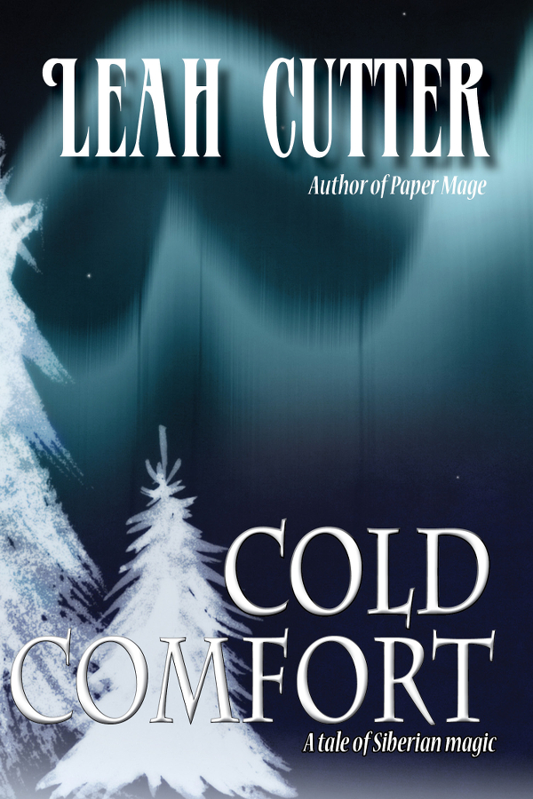 Book Cover: Cold Comfort