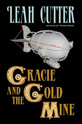 Book Cover: Gracie and the Gold Mine