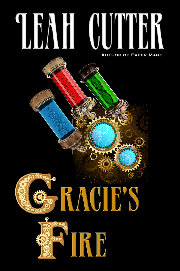Book Cover: Gracie's Fire
