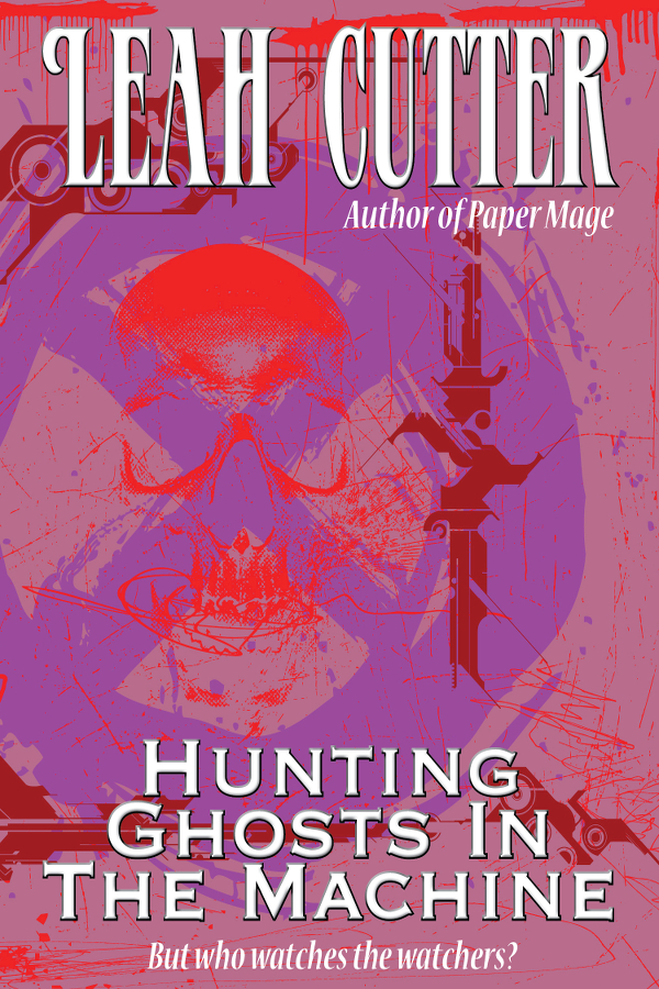 Book Cover: Hunting Ghosts in the Machine
