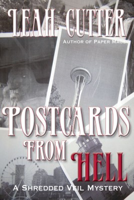 Book Cover: Postcards From Hell