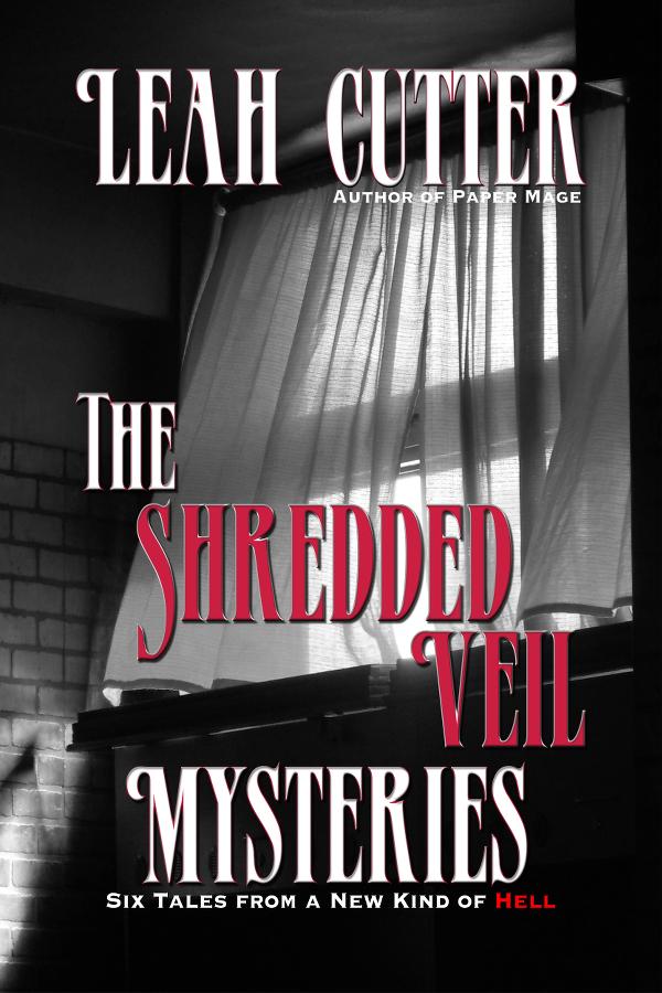 Book Cover: The Shredded Veil Mysteries
