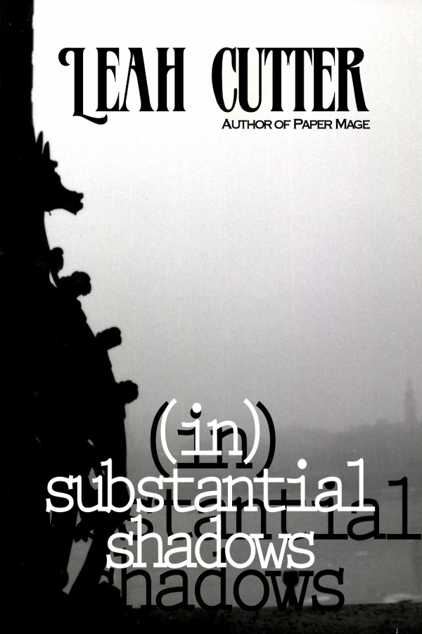 Book Cover: (in)substantial shadows