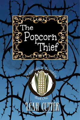 Book Cover: The Popcorn Thief