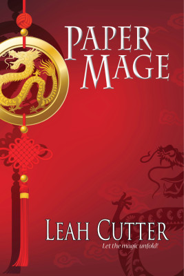 Book Cover: Paper Mage