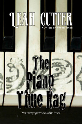 Book Cover: The Piano Time Rag