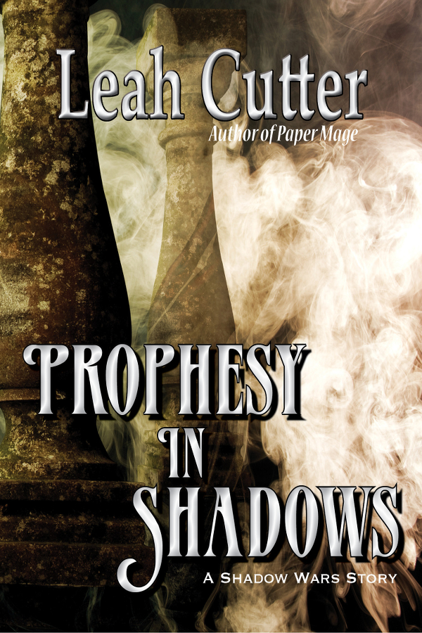Book Cover: Prophesy in Shadows