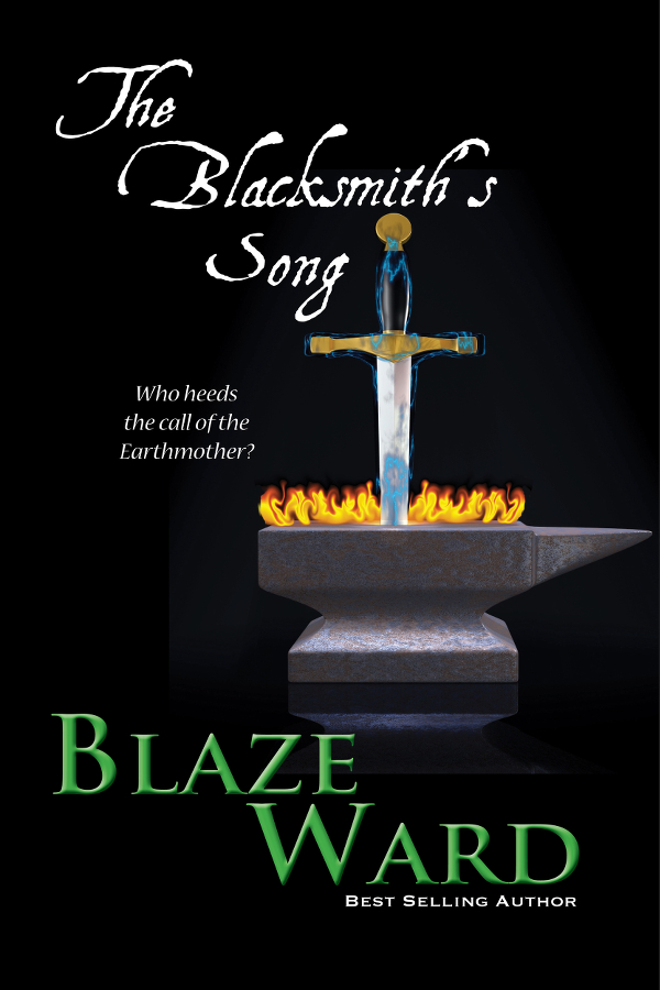 Book Cover: the Blacksmith's Song