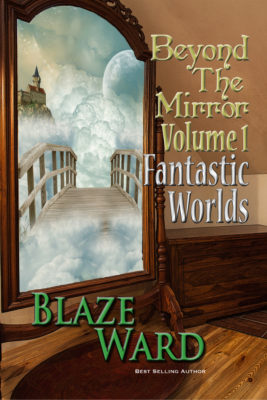 Book Cover: Beyond the Mirror, Volume 1: Fantastic Worlds