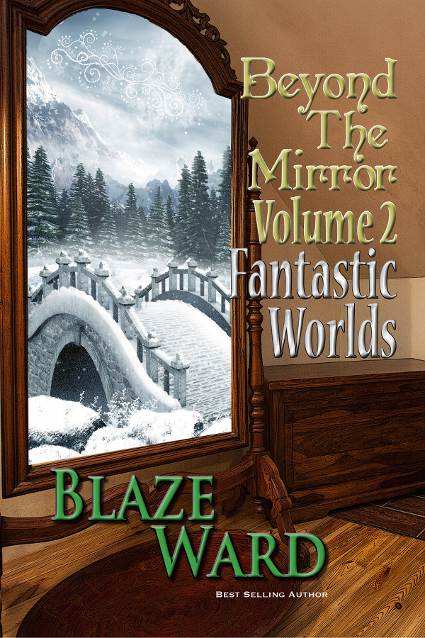 Book Cover: Beyond the Mirror, Volume 2: Fantastic Worlds