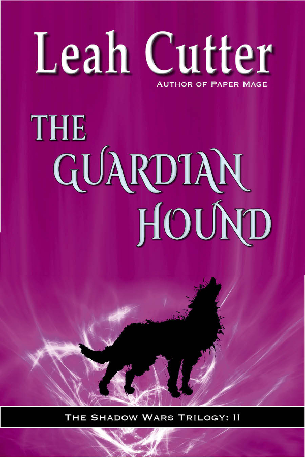 Book Cover: The Guardian Hound