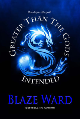Book Cover: Greater Than The Gods Intended