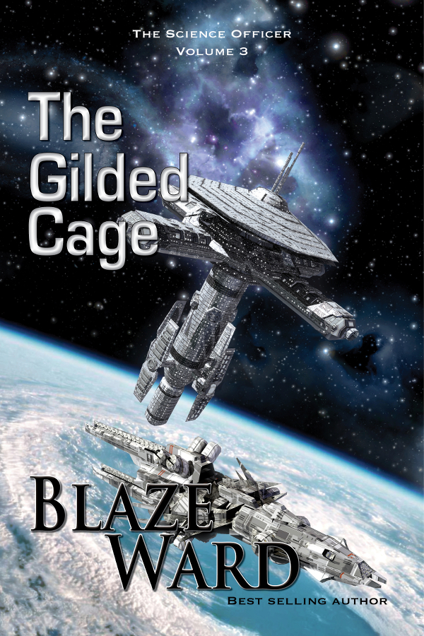 Book Cover: The Gilded Cage
