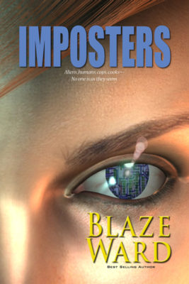 Book Cover: Imposters