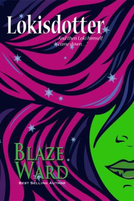 Book Cover: Lokisdotter