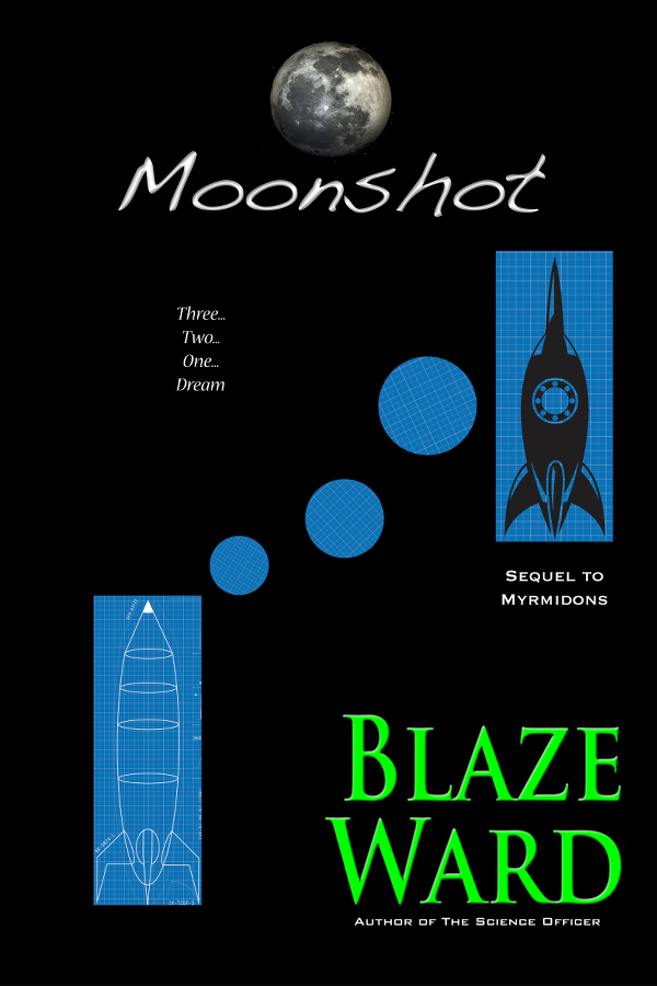 Book Cover: Moonshot