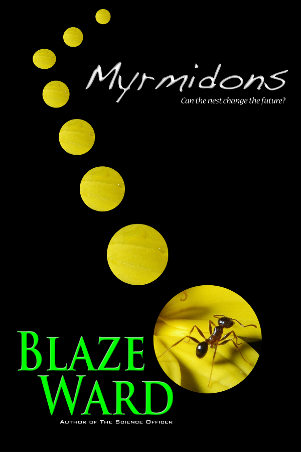Book Cover: Myrmidons