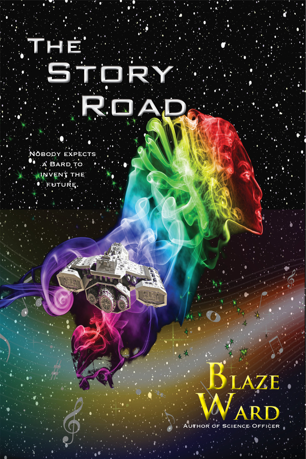 Book Cover: The Story Road