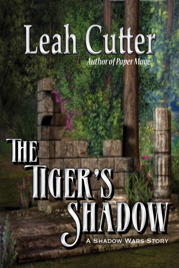 Book Cover: The Tiger's Shadow