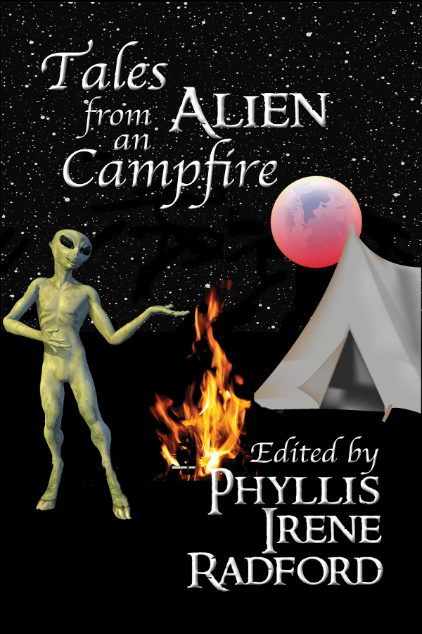 Book Cover: Tales From an Alien Campfire