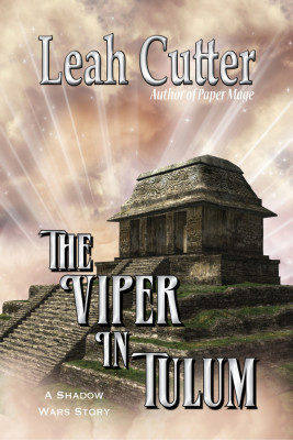 Book Cover: The Viper in Tulum