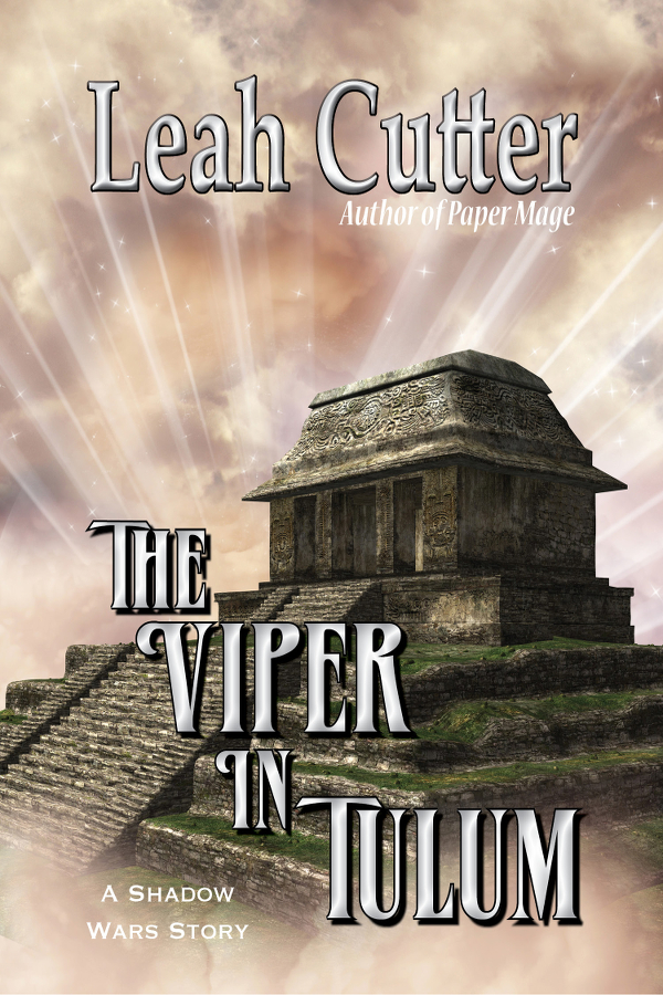 Book Cover: The Viper in Tulum