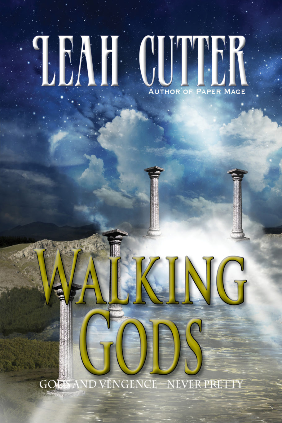 Book Cover: Walking Gods