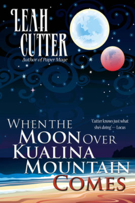 Book Cover: When the Moon Over Kunalina Mountain Comes