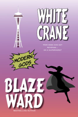 Book Cover: White Crane