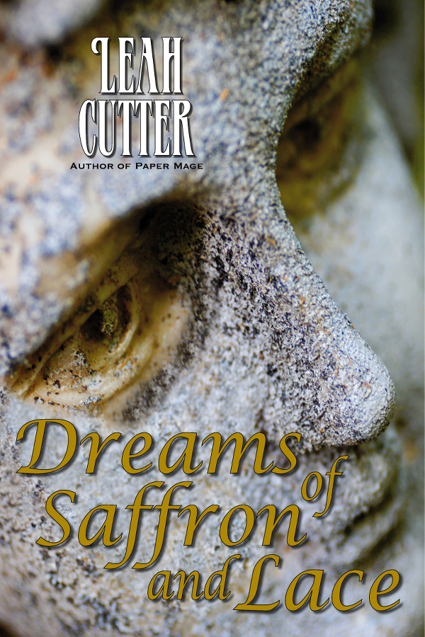 Book Cover: Dreams of Saffron and Lace