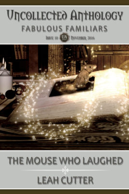 Book Cover: The Mouse Who Laughed