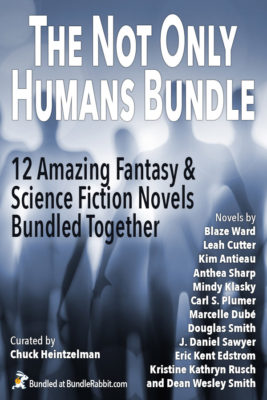 Book Cover: The Not Only Humans Bundle
