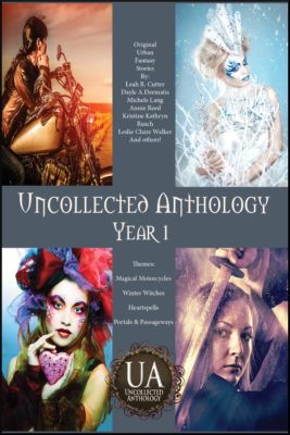 Book Cover: Uncollected Anthology, Year One