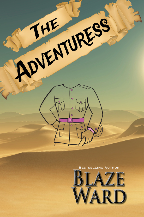 Book Cover: The Adventuress