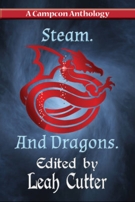 Book Cover: Steam. And Dragons.
