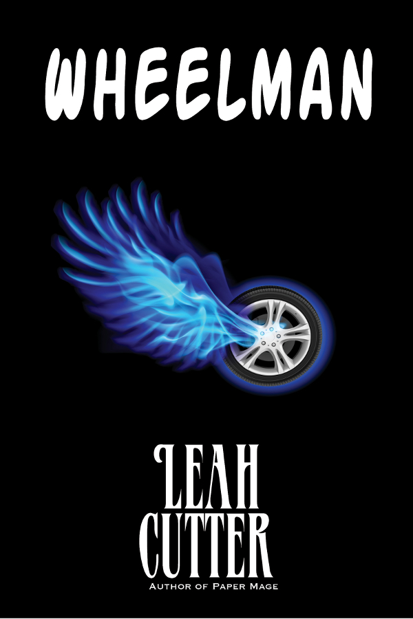 Book Cover: Wheelman