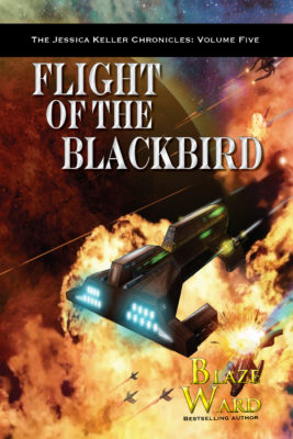Book Cover: Flight of the Blackbird