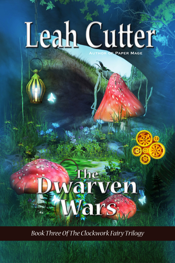 Book Cover: The Dwarven Wars
