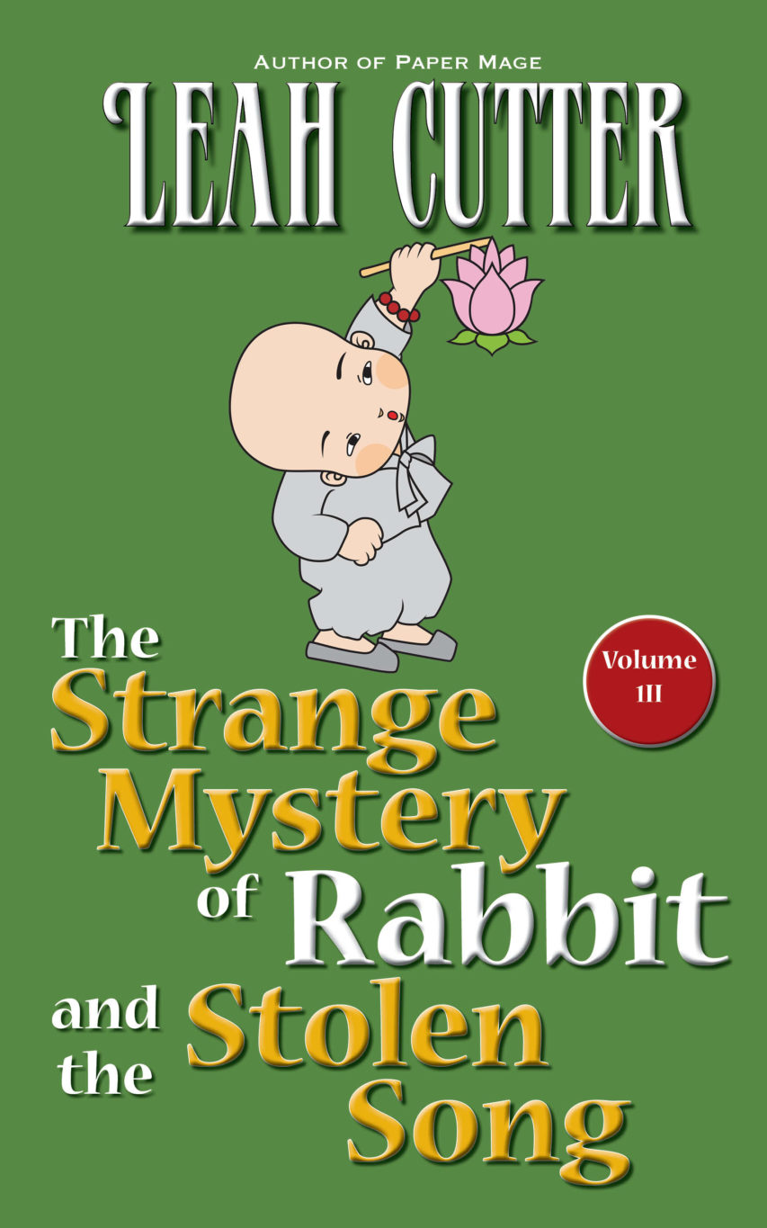 Book Cover: The Strange Mystery of Rabbit and the Stolen Song