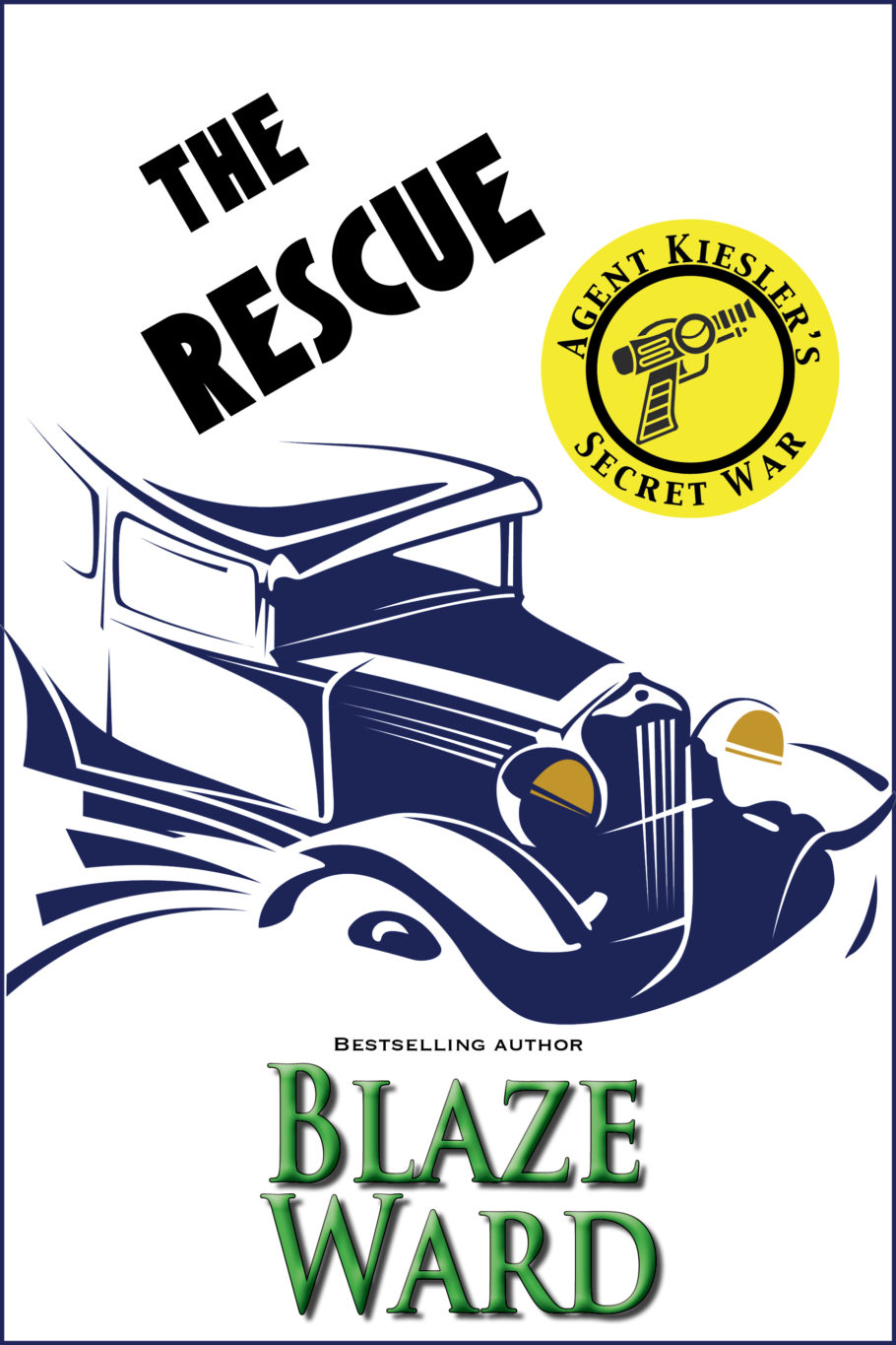 Book Cover: The Rescue